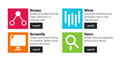 If you build websites… I found some cool stuff today