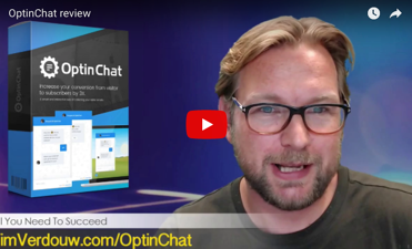 OptinChat review – A smart way to build your list