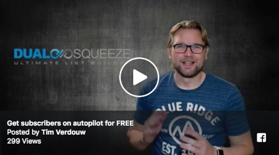 Get subscribers on autopilot for FREE