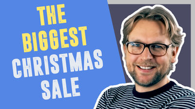 The Biggest Ever Christmas Special Sale