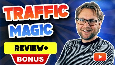 Traffic Magic Review and Bonuses