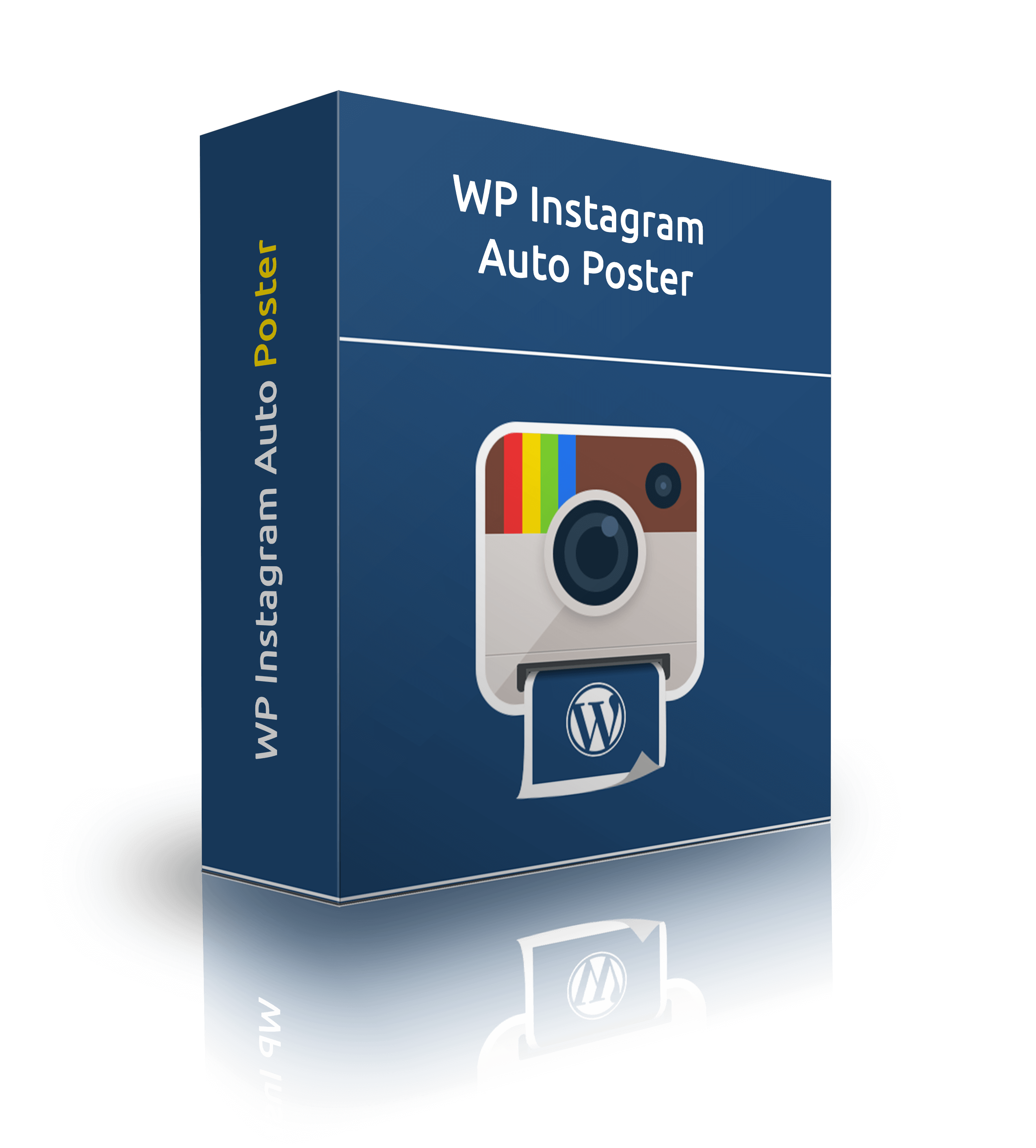 WP Instagram Auto