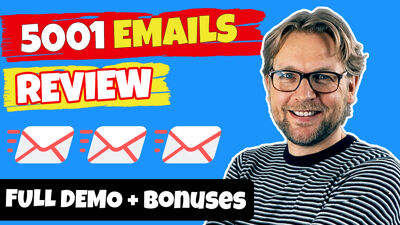 5,001 Profit-Producing Emails Review