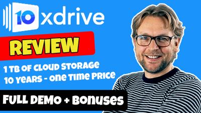 10xdrive review