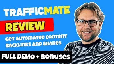 TrafficMate Bonus Page