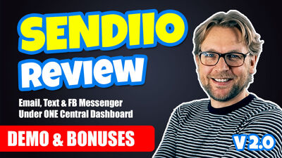 Sendiio Review And Bonuses