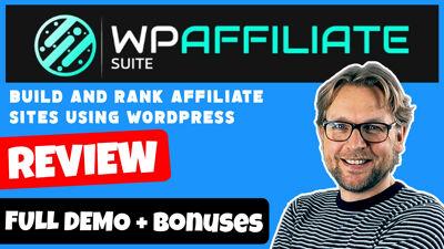 WP Affiliate Suite