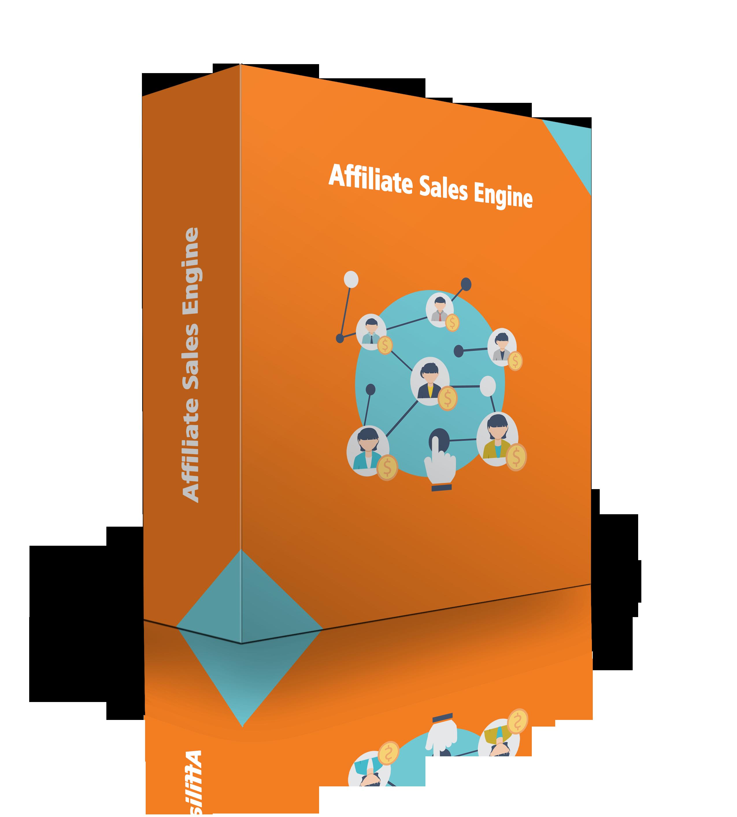Affiliate sales engine