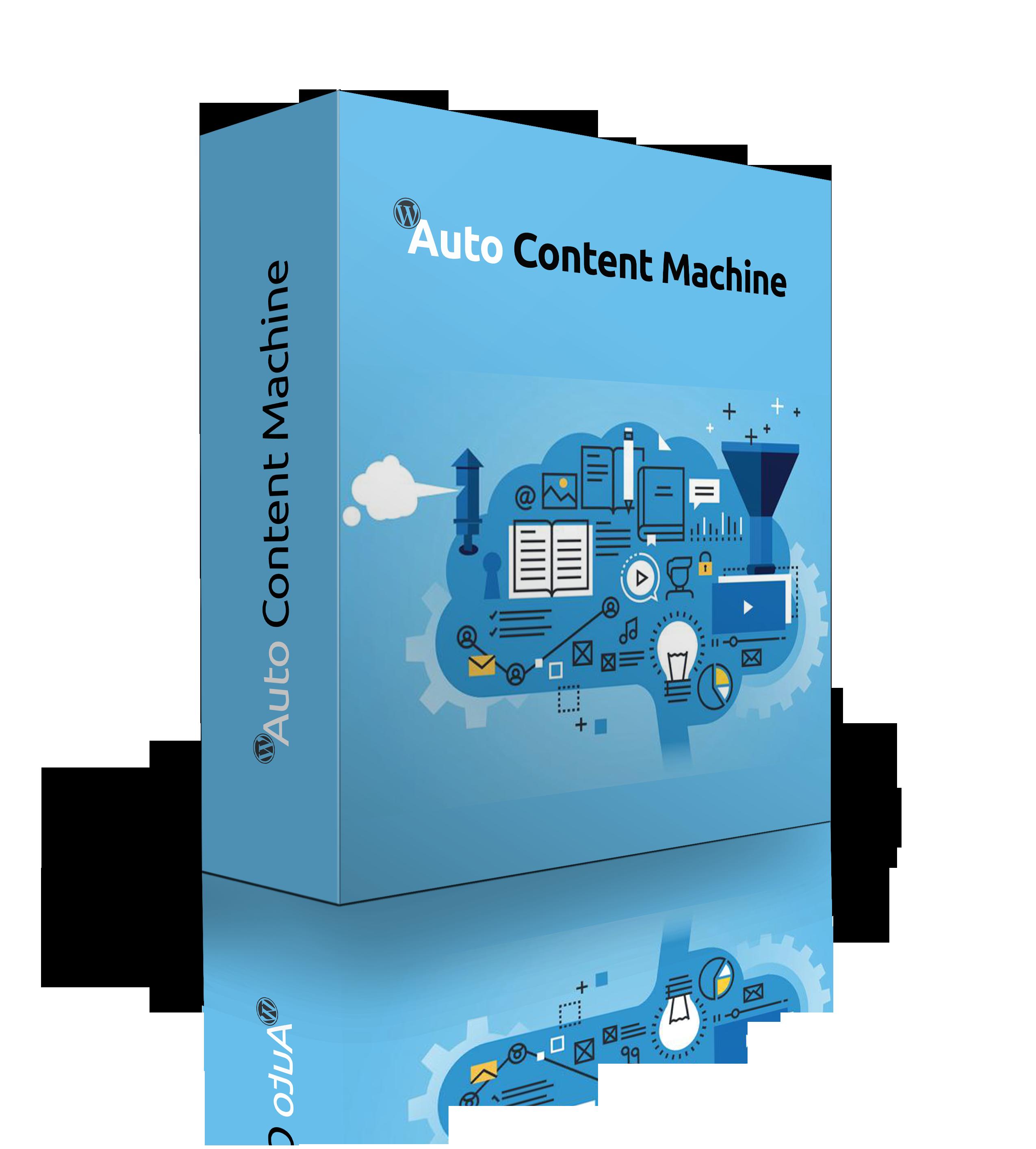Auto content machine